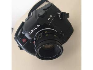 Leica R8 + winder + Summicron 50mm