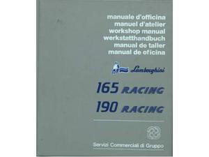 Manuale di officina per trattori Lamborghini Racing