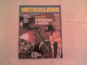 Motociclismo  laverda ghost aprilia moto' suzuki dr