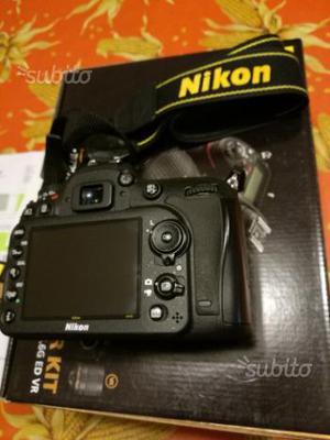 Nikon D + estensione garanzia 3 anni