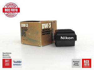 Nikon DW-3 Mirino A Pozzetto Nikon F3
