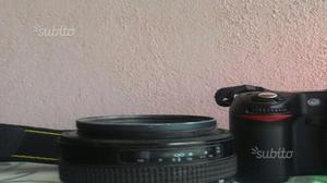 Nikon fotocamera digitale reflex