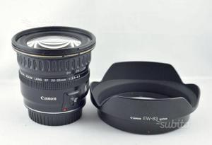 Obiettivo Canon EF USM  Obiettivo Can