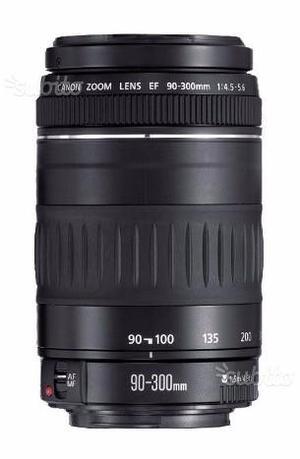 Obiettivo Zoom Canon  USM