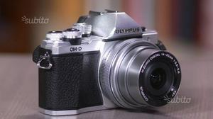 Olympus OM-D E-M10 II +  + handgrip