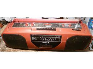 Radio stereo sony usato ma ok cm 55 x 15 x 15