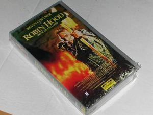 Robin hood principe dei ladri originale vhs kevin costner