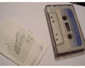 Software SAM su cassetta per Commodore 64 fa parlare il tuo