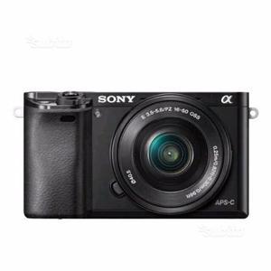 Sony Alpha A Fotocamera Digitale Mirrorless