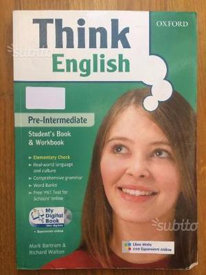Think English - Libro liceo usato