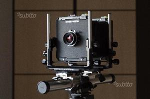 Toyo 45G + Rodenstock Sironar-N 150mm f/5.6 MC