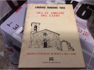 Tra le abbazie del Lazio