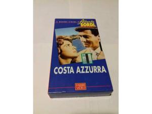 "VHS di Alberto Sordi ""COSTA AZZURRA"" anni '90"