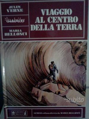 VIAGGIO AL CENTRO DELLA TERRA di Verne J