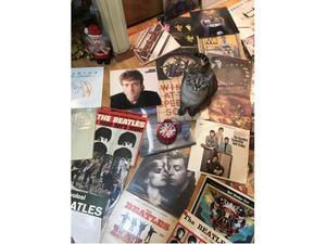 Beatles dischi vinile lp 45 giri