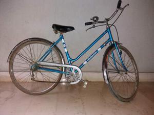 Bici vintage bicicletta da passeggio city bike bottecchia