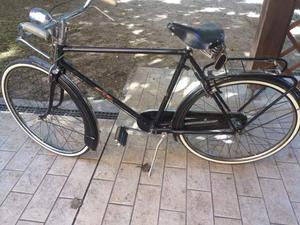 Bicicletta Umberto Dei con freni a bacchetta