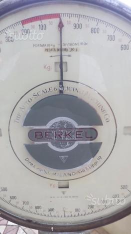 Bilancia a orologio Berkel