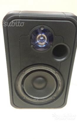 Casse monitor jbl control cm 52