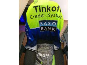 Divisa ciclismo Invernale bici da corsa team Tinkoff