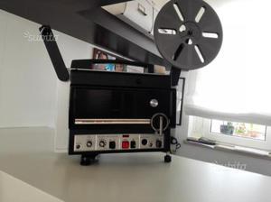Proiettore super 8 sonoro CHINON e film omaggio