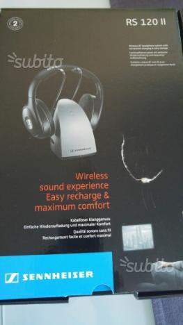 Sennheiser RS 120 II cuffie wireless
