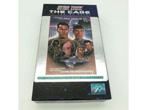 Vhs star trek the cage episodio pilota
