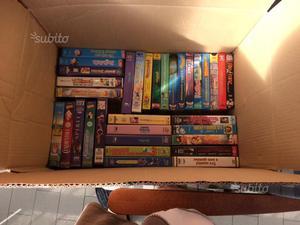 Cassette VHS E CD video