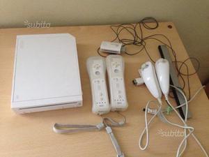 Console Nintendo Wii + giochi