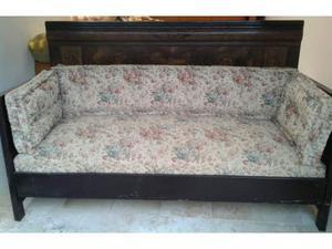 Ottomana epoca primi novecento 900 divano letto posot class for Divano ottomana