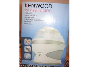 Macchina per gelato gelatiera kenwood im posot class for Gelatiera girmi