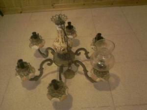 Lampadario Rustico Ceramica : Lampadario rustico in ceramica posot class