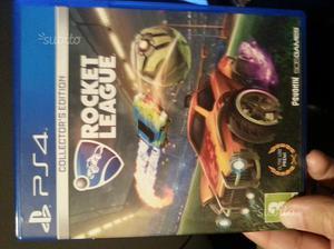 Rocket league gioco ps4