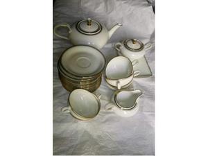 Servizio da tè o caffe x 10 in porcellana.