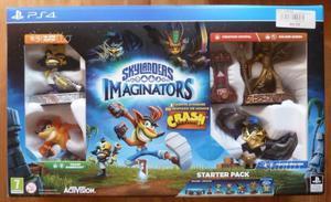 Skylanders Immagination Crash Bandicot nuovo