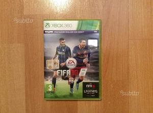 XBOX360 gioco Fifa