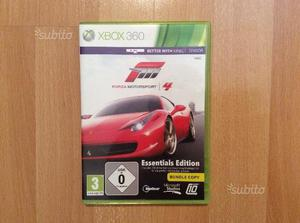 XBOX360 gioco Forza Motorsport 4