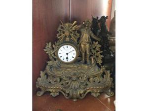 orologio antimonio grazioso bergamo
