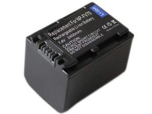 Batteria Sony NP-FV100 compatibile x Sony SX43E XR550E
