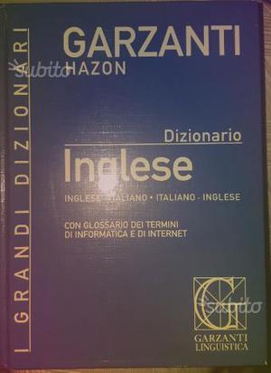 Dizionario D'Inglese
