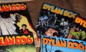 Dylan Dog Usati - Lotto di 62 pezzi di vari Albi