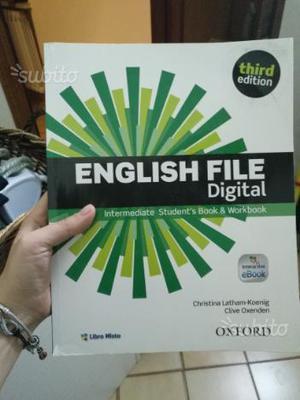English file DIGITAL intermediate