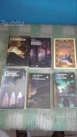 Libri di J.R.R.Tolkien