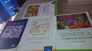 Libri università biotecnologie