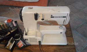 Vendo macchina per cucire marca bernina posot class for Vendo macchina da cucire