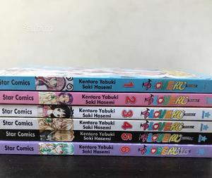 Manga to love numeri  come nuovi