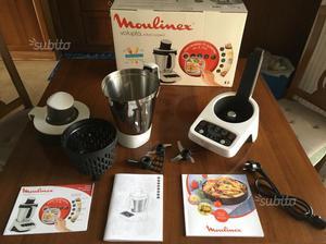 Elettrodomestico moulinex posot class - Robot da cucina che cuoce ...
