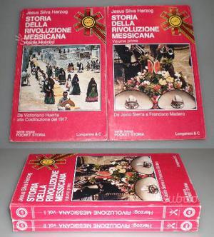 Storia della rivoluzione messicana, voll. 1 e 2, J