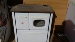Stufa legna forno posot class - Cucina a legna con forno ...