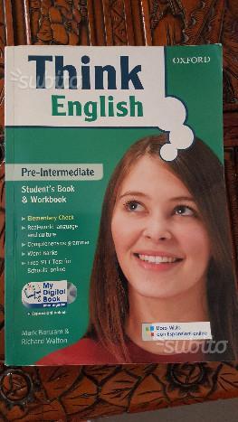 THINK ENGLISH '' PRE-INTERMEDIATE'' Vol: 2° + CD R